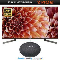 Sony XBR55X900F 55-Inch 4K Ultra HD Smart LED TV  w/ Google